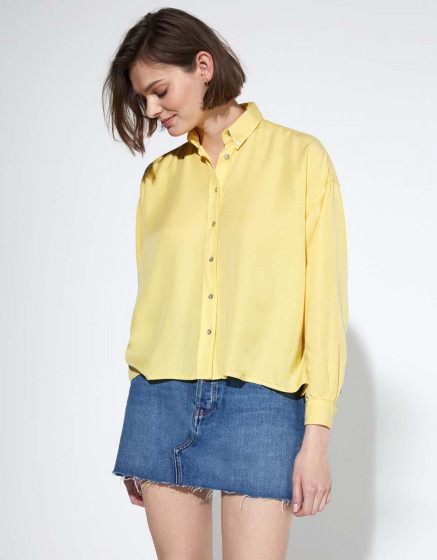 Shirt Bea Color - SORBET BANANE
