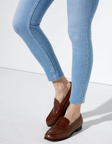 Jean skinny cropped Lily - DNM V-312