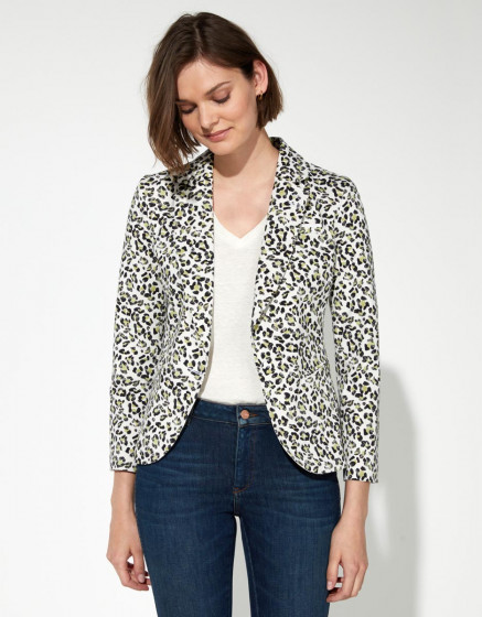 Blazer Brune - CLOUD LEO