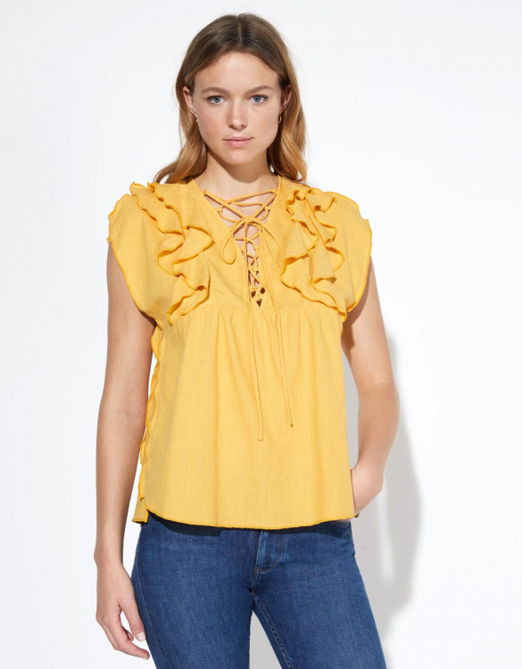 Blouse Brunelle - MANGUE