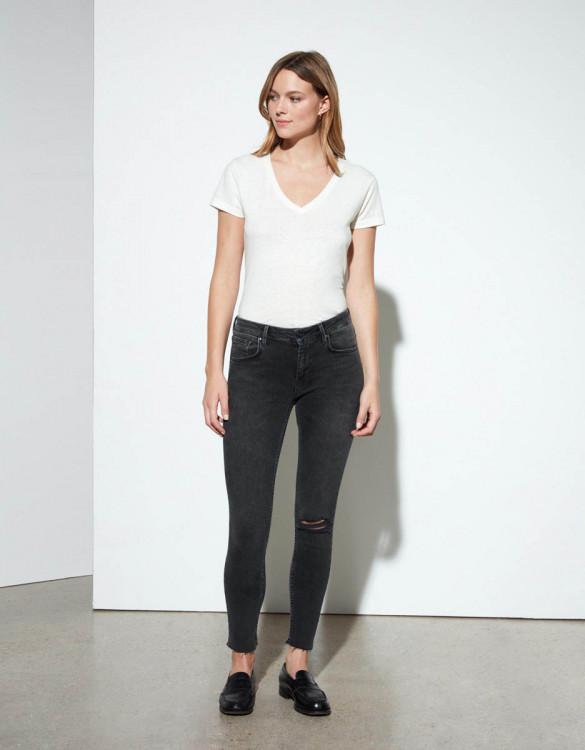 Jean skinny cropped Lily - DNM BL-13