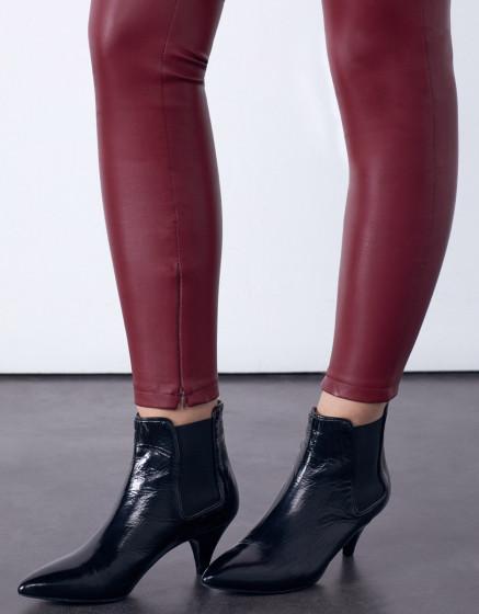 Legging Olga - GRENAT