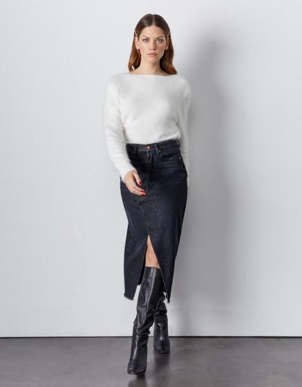 Skirt Georga - DNM BLACK