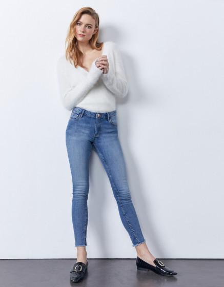 Jean skinny cropped Lily - DNM B-335