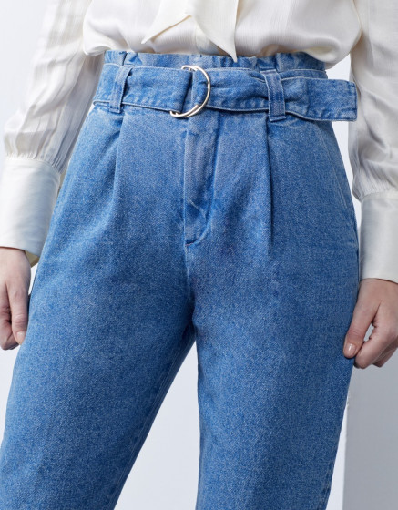 Pantalon high waist Ava - DNM B-336