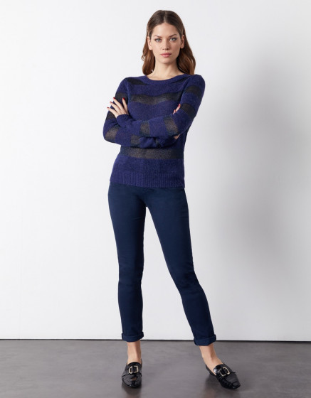 Knitwear Paolina - ASTRAL BLUE