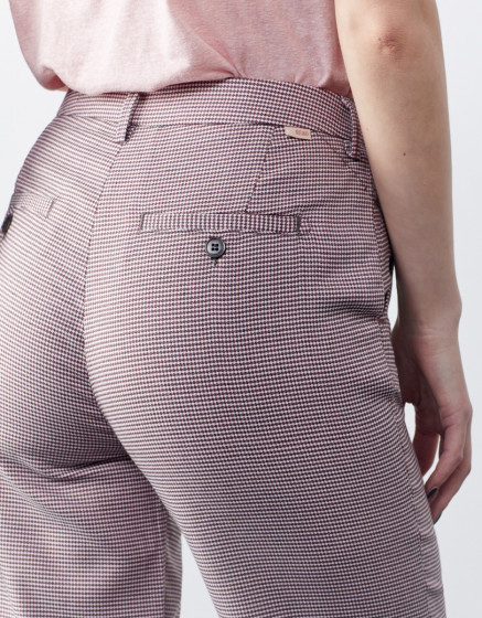 Chino Sandy High Waist - MICRO SPOTS