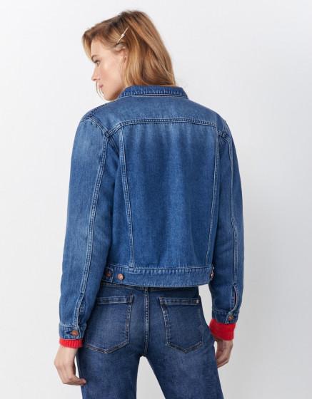 Jacket SKye - DNM BLUE