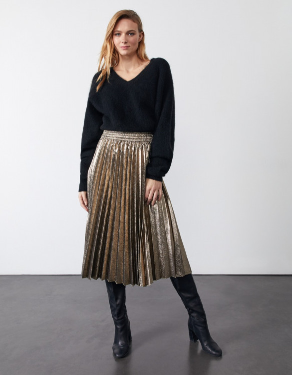 Skirt Jonas - BRONZE