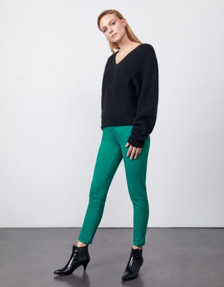 Knitwear Peony - BLACK