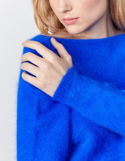 Pull Paros - COBALT BLUE