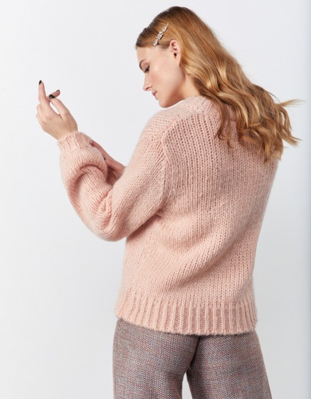Pull Penelope - PINK CHAMPAGNE
