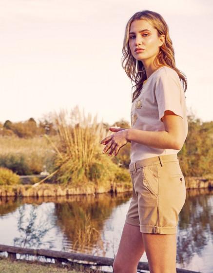 Short Selena - BEIGE