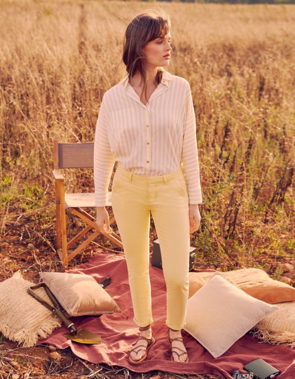 Chino Sandy Basic - LEMONADE