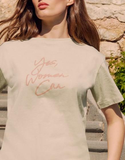 Tee-shirt Teila - CELADON