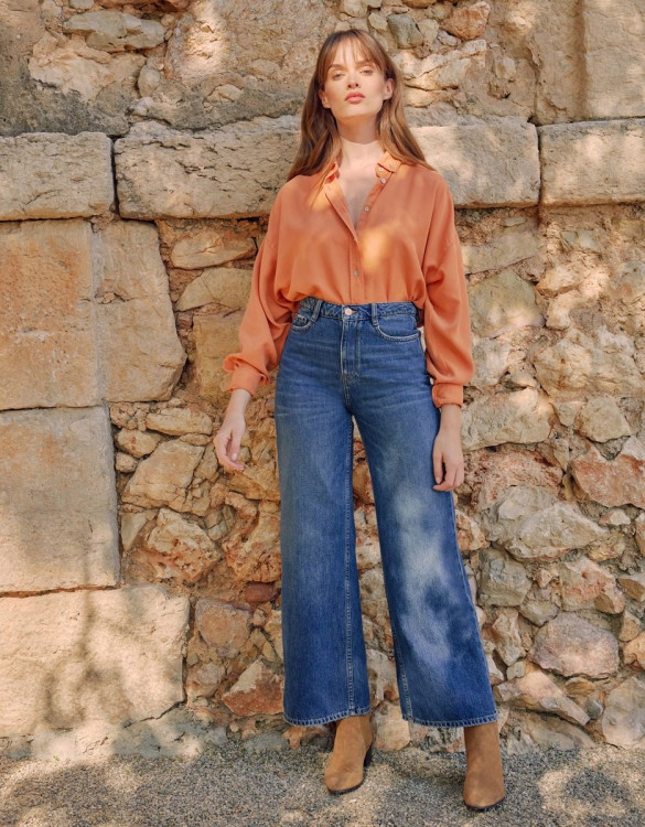 Wide jeans Ellie - DNM B-235