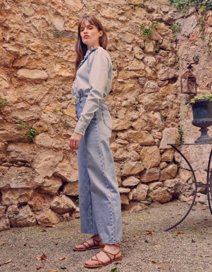 Wide jeans Ellie - DNM V-433