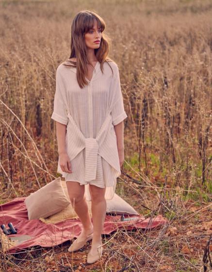 Dress Dalina - GOLDEN LINES