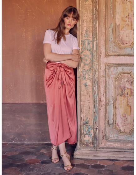 Skirt Juliette - FADED ROSE