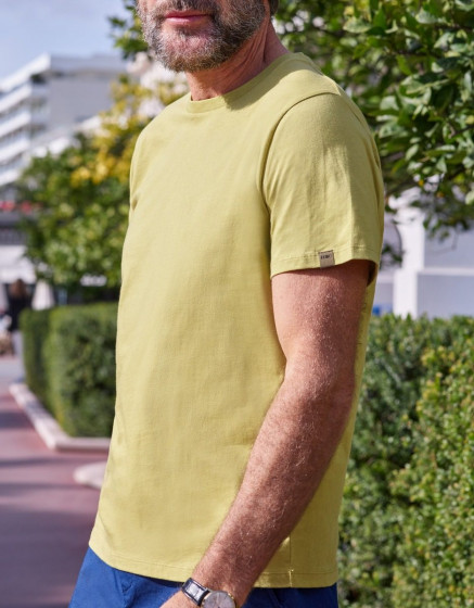 T-shirt Diego - OLIVE