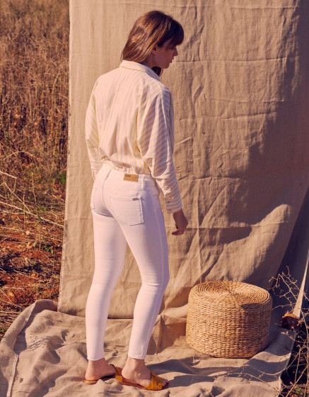 Jean skinny Lily - DNM WHITE