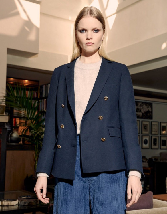 Jacket Beatrice - DARK NAVY