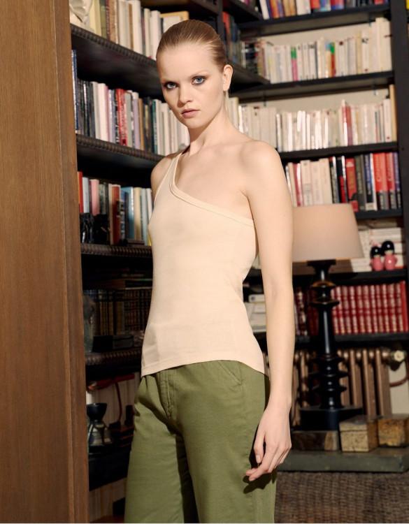 T-shirt Tess - LIGHT SAND