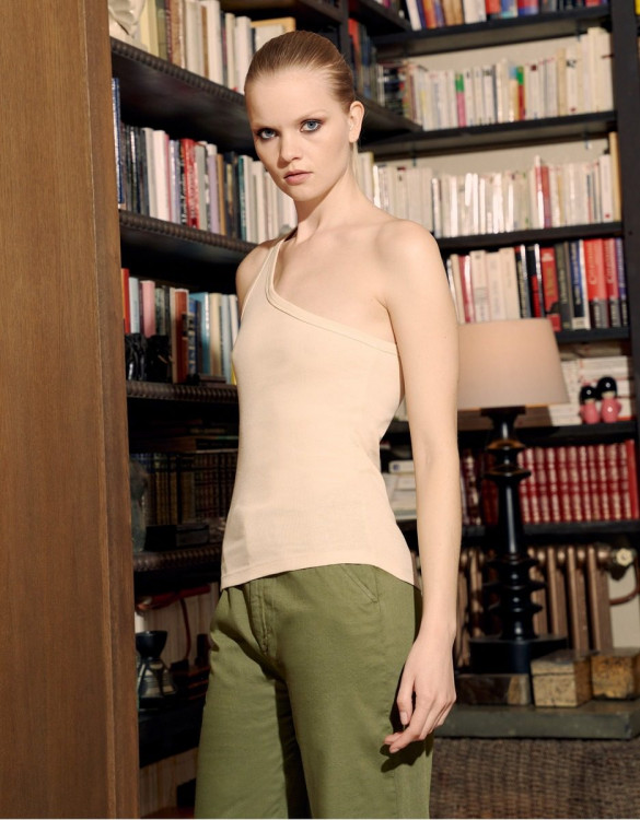 Tee-shirt Tess - LIGHT SAND
