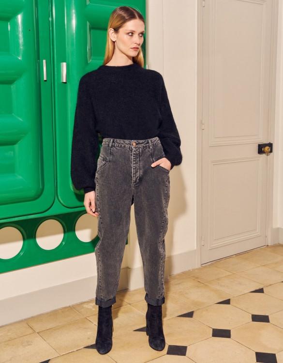 High waist jean Nicola - DNM G-632