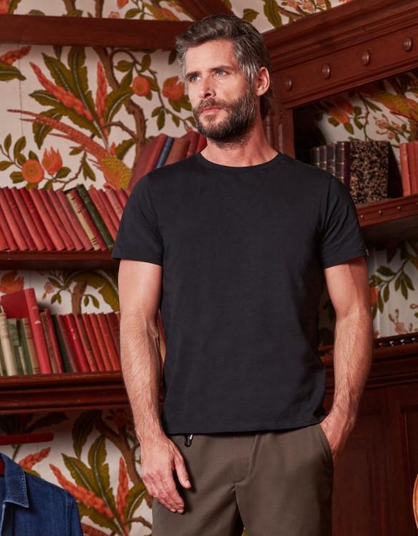 Tee-shirt Diego - BLACK