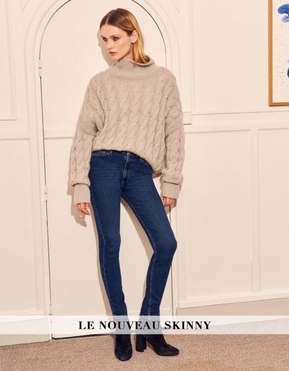 Jean skinny high waist Nate - DNM V-135
