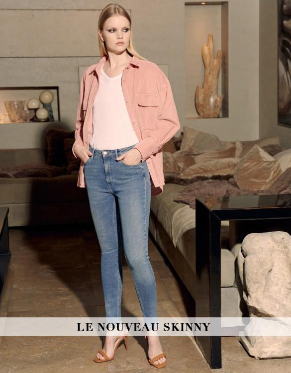 Jean skinny high waist Nate - DNM V-346