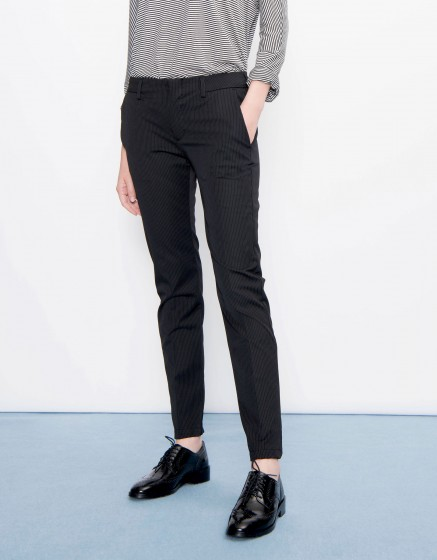 Pantalon cigarette Lizzy Fancy - STATES BLACK