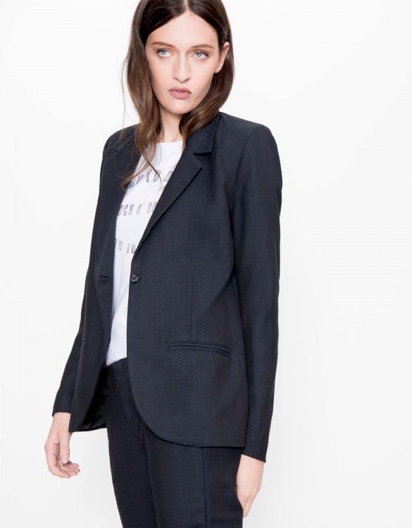 Blazer jacket Blair Fancy - WOOD