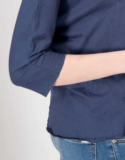 T-shirt loose Tyron - NAVY