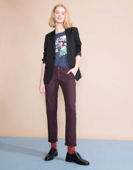 Pantalon chino Sandy Fancy - MAZE